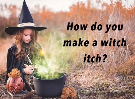 Our favorite Halloween jokes!