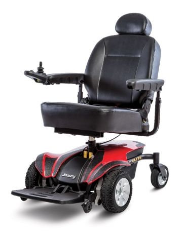 Jazzy® Select Elite Power Chair