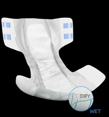 Abri-Form M4 Premium Plus Protective Adult Diapers (Medium /14 COUNT)