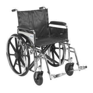 "Sentra Bariatric Heavy Duty 20 "" Wheelchair"