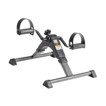 Folding Exercise Peddler with Digital Display