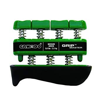 Gripmaster™ Hand Exercisers (Medium) GREEN 5.0-16.0 lbs