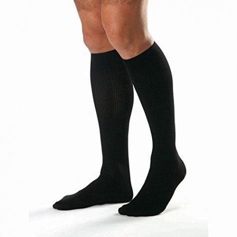 Men's Dress Socks Over-The-Calf 20-30mmHg