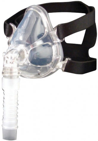 ComfortFit Full Face CPAP Mask w/Head Gear