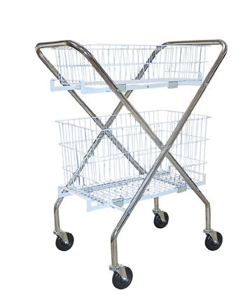 Drive Utility Medical Cart with Baskets