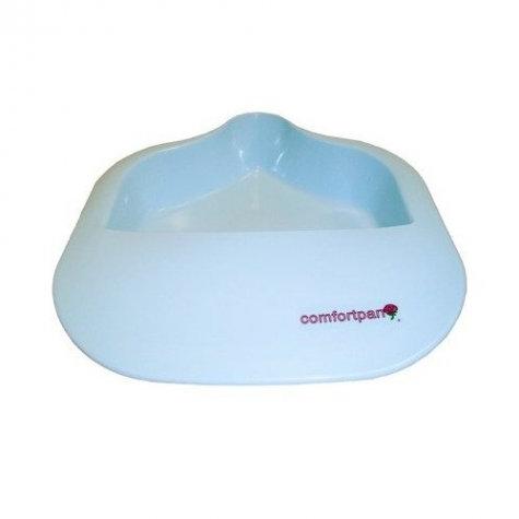 Bariatric Comfort Bed Pan inBLue