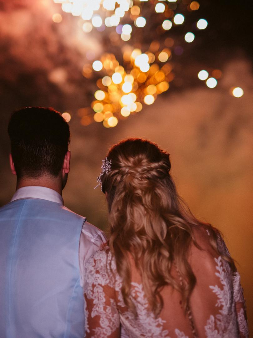 esküvő a kastélyban