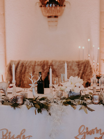 winter wedding budapest
