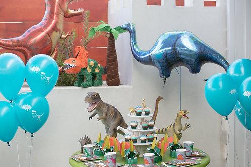 Dinosaurs R-O-A-R Birthday Blast Theme