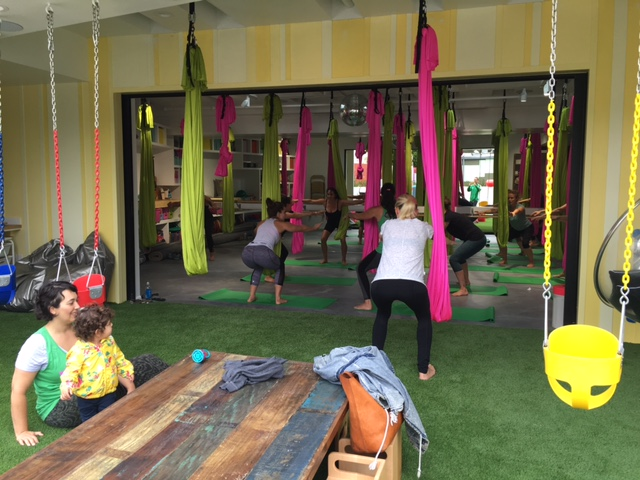 Aerialfit Baby at Little Knights