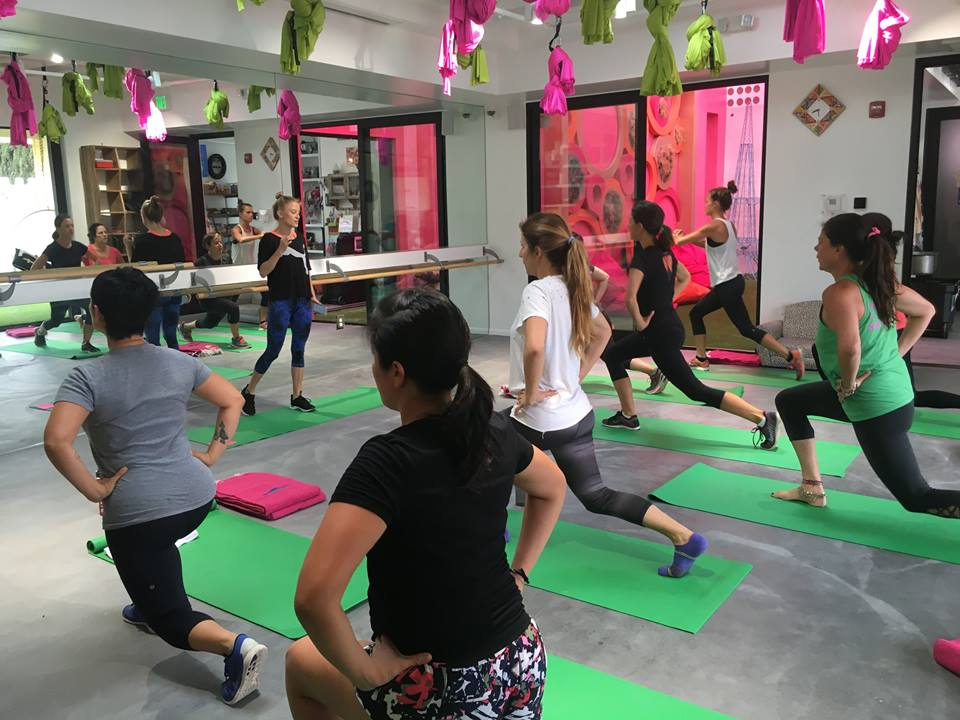 Fitness Classes 5 Days a Week!