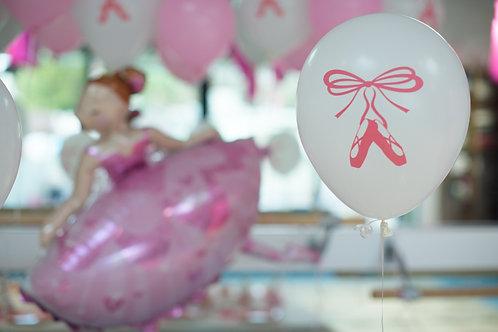 Ballerina Princess Birthday Blast Theme