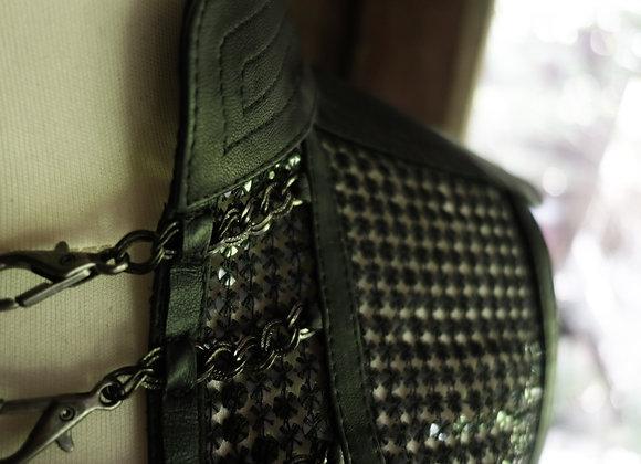 Black Light Vest