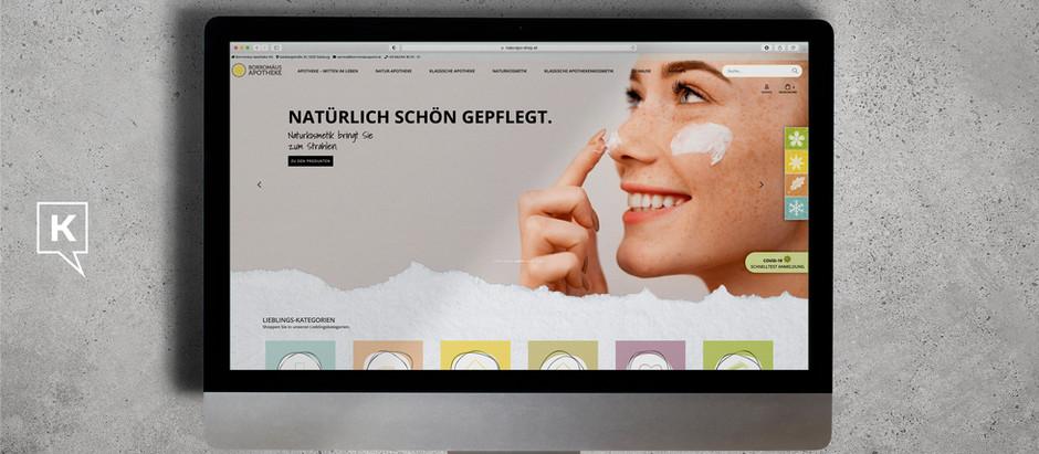 Borromäus Apotheke: Online-Shop