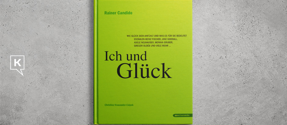"""Buch """"Ich und Glück"""""""
