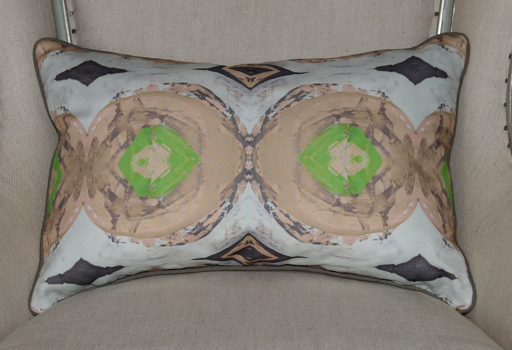125-7 toffee green pillow close up.jpg