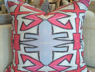 Pillows Available at Palette