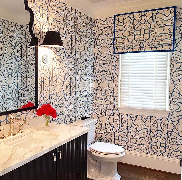 Wallcovering & Wallpaper Fabric Installation Richmond Va | Lindsay Co