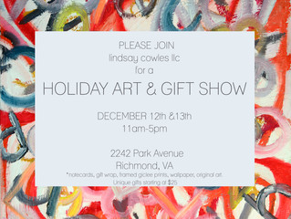 Holiday Sale Invitation