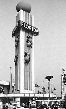 7. NY Worlds Fair ΓÇô Florida Pavillion.
