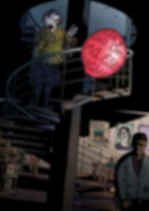 Stephen King, It, Az, Krajcáros, Pennywise, Fanart, Ben Hanscom, Szőke-Kiss Márton, szabadúszó, illusztrátor, grafikus, budapest, békéscsaba