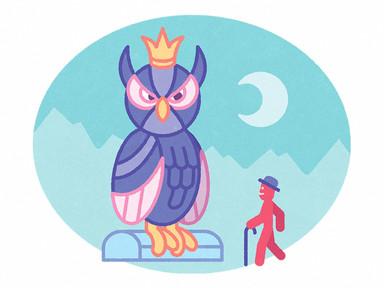 Mr Olaf és a Baglyok Királya
