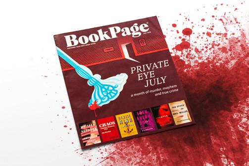 BookPage Címoldal Illusztráció