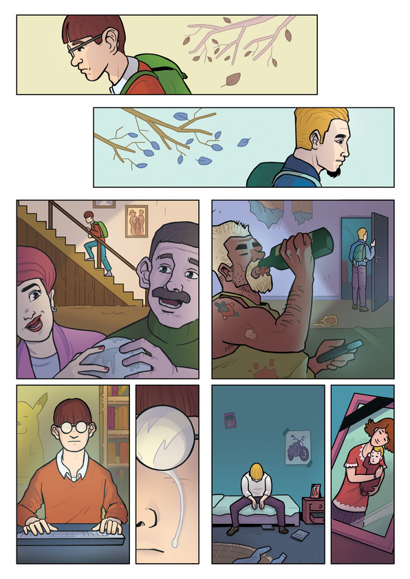 Bullying 1. oldal
