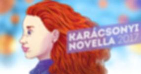 Karácsony novella, Szőke-Kiss Márton, szabadúszó, illusztrátor, grafikus, budapest, békéscsaba