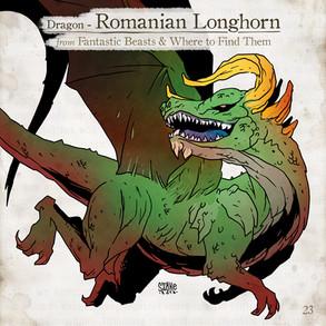 Romanian Longhorn