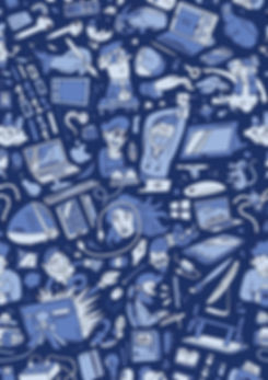 zalehy, ismétlődő mintáza, seamless pattern, branding, Szőke-Kiss Márton, szabadúszó, illusztrátor, grafikus, budapest, békéscsaba