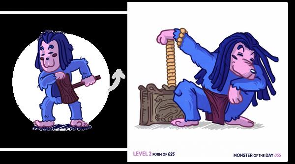 Blue Thor