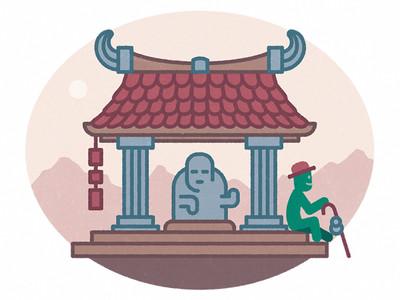 Mr Olaf és az Elfeledett Istenek Temploma