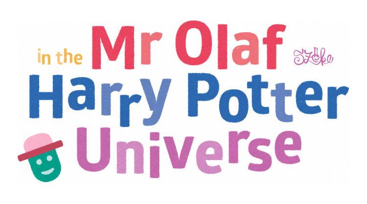 Mr Olaf, Harry Potter, Szőke-Kiss Márton, szabadúszó, illusztrátor, grafikus, budapest, békéscsaba