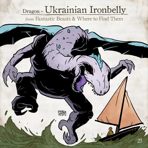 Ukrainian Ironbelly