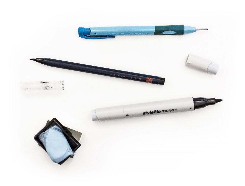toll, filc, ceruza, radír,  | Szőke-Kiss Márton, szabadúszó, illusztrátor, grafikus, budapest, békéscsaba