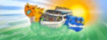 Duna, Hajó, Buli, Nyár, Szőke-Kiss Márton, szabadúszó, illusztrátor, grafikus, budapest, békéscsaba