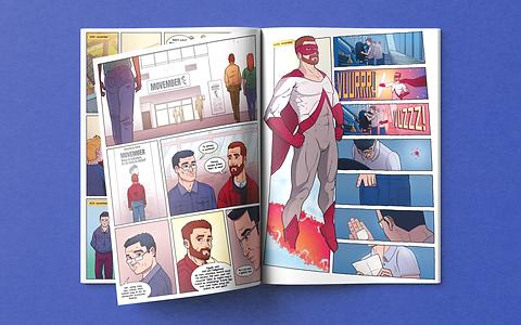 Bridgestone comics, graphic novel, coloring, drawing, comic book drawing, comic book coloring, Szőke-Kiss Márton, Illustrator, Graphic designer