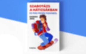 Könyvborító, Szőke-Kiss Márton - Szabadúszó illusztráror, grafikus