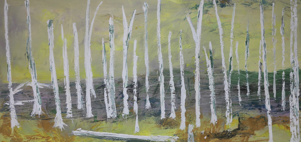 Sheila Marie Doyle - Barren Birches