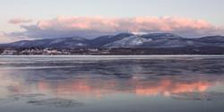Winter on Mount Beacon