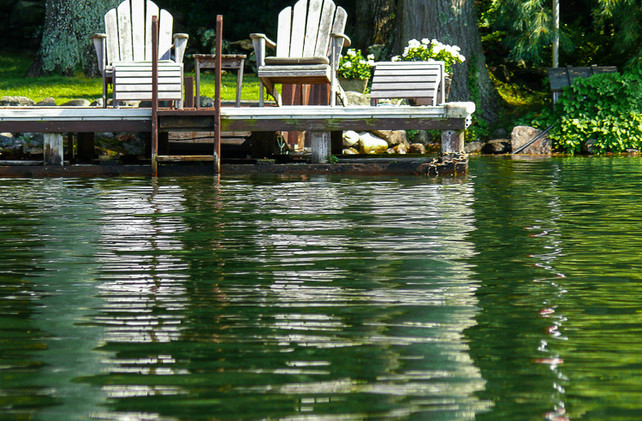 Come Sit by the Lake