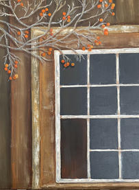"""Janet Creco   """"The Old Barn"""""""