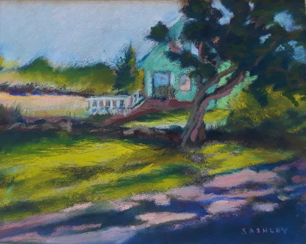 Cottage, Monhegan Island