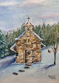 "Margaret Unfried   ""Maria's Chapel"""
