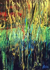 """Basha Maryanska   """"The Enchanted Place"""""""