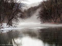 Linda T Hubbard - Peace  (Fog on the Hou