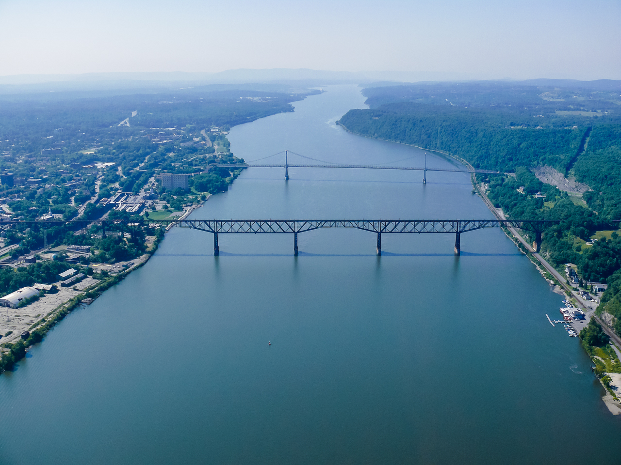 Poughkeepsie Bridges