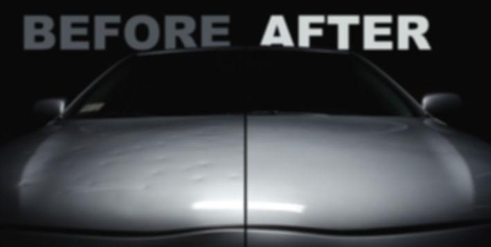 Straightline Collision Paintless Dent Repair