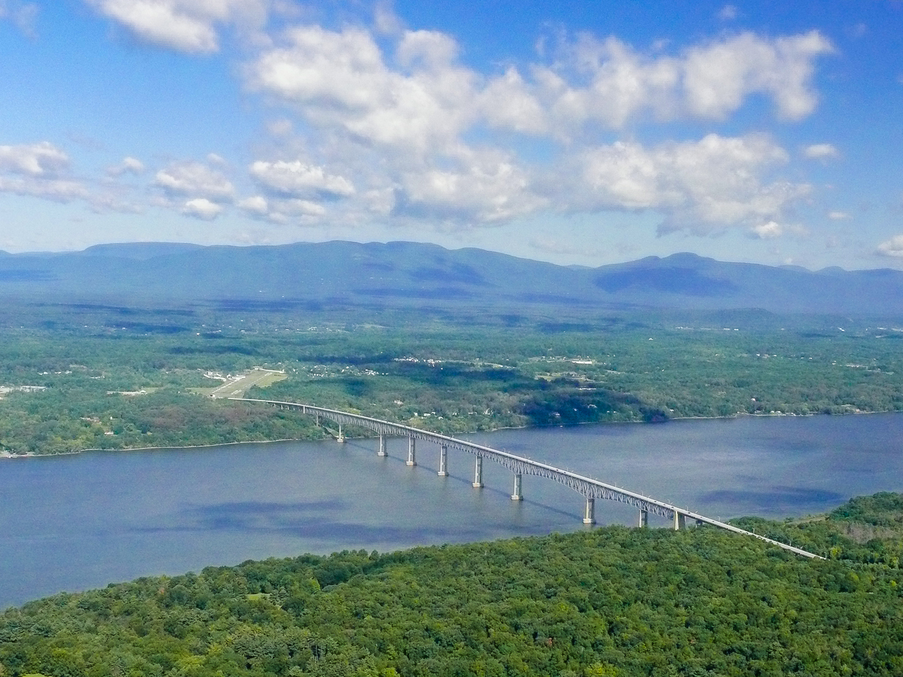 Kingston - Rhinecliff Bridge